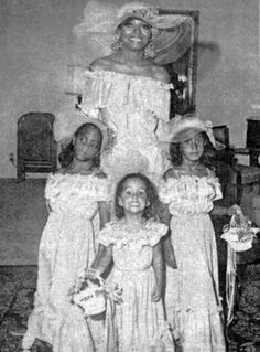 Diana Ross & her Daughters