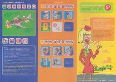 Safety Card  GLOBUS Airlines B737-400 (2)