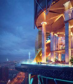 Un hotel en Dubái tendrá la primera selva del Medio Oriente