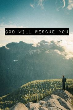 """spiritualinspiration:  """"…I will free you from their bondage and I will rescue you with an outstretched arm…"""" (Exodus 6:6, AMP). No matter what's going on in your life, no matter how somebody is treating you, God has a plan to free you from everything that would try to hold you back. He wants to rescue you and show you His mighty hand of favor and blessing. One translation says """"with special and vigorous action."""" What does that mean? That means, if you will stay in faith even in the…"""
