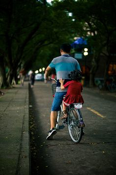 Father's Bicycle