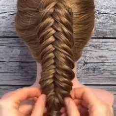 Dutch fishtail braid braids braid braidstyles braids hair hairstyles tutorial amazing best great photos excellent screen double dutch braid buns half up hairstyle half br braid buns double dutch excellent great hairstyle halfup photos screen Dutch Fishtail Braid, French Fishtail, Braid Ponytail, Dutch Braids, How To French Braid, Dutch Boxer Braids, Fishbone Braid, Boho Braid, Double French Braids