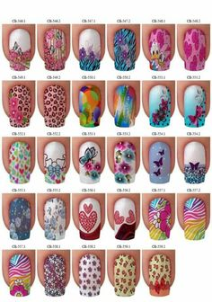 Nailart to all! Cute Nail Art, Cute Nails, Pretty Nails, Pretty Nail Designs, Nail Art Designs, Nails Design, Wonder Nails, Elegant Nail Art, Nails 2017