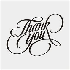 Thank You, script lettering Thank You Images, Thank You Quotes, Thank You Cards, Thank You Font, Thank You Typography, Thank You Jesus, Faith Quotes, Interview Thank You Notes, Wort Collage