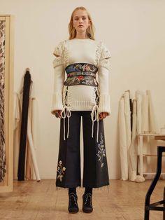 Alexander McQueen Pre-Fall 2017 Collection Photos - Vogue