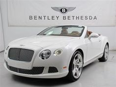 New 2013 Bentley Continental GT  Convertible