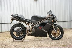 Offered from the estate of the late Clifford Ducati 916 Senna No. 142 Frame no. Ducati 916, Mv Agusta, Motor Car, Racing, Motorcycle, Bike, Vehicles, Number, Motorbikes