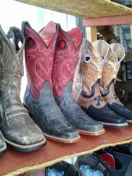 for the love of boots and cowboys