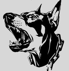 Deer Skull Tattoos, Dog Tattoos, Body Art Tattoos, Sleeve Tattoos, Black Ink Tattoos, Small Tattoos, Tattoo Sketches, Tattoo Drawings, Future Tattoos