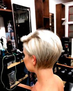 Easy Hairstyles For Medium Hair, Short Hairstyles For Women, Girl Hairstyles, Short Hair Cuts For Women Pixie, Edgy Bob Hairstyles, Short Asymmetrical Hairstyles, Braided Hairstyles, Pixie Haircut For Round Faces, Pixie Haircut For Thick Hair