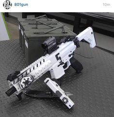Custom paint matching AR SBR and Glock More