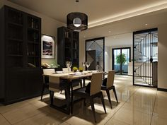 20 HD Dining Room Decorating Ideas - New Designing