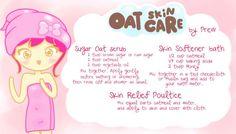 OATMEAL SKIN CARE