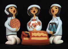 Nativity, Pueblo Indians USA