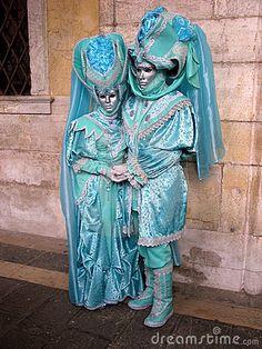 venice carnival 2000