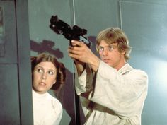 luke hold leia - Google 検索