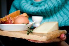 Recipe: Shirred Eggs with Toast Soldiers — Six Ingredients (and Salt ...