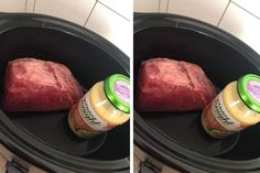 Slow Cooker Silverside Roast Recipe using Chicken Tonight Sauce How To Cook Silverside, Lamb Recipes, Savoury Recipes, Roast Recipes, Tasty Meals, Tasty Dishes