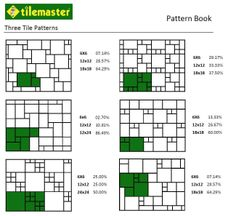 Three Tile Patterns