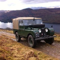 Land Rover Series try it out. i like them so much