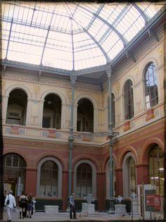L'Ecole des Beaux Arts 4 Rue Bonaparte 75006 Paris 01 55 04 56 97 Paris' distinguished school of fine arts is worth a visit. Rue Bonaparte, Paris, Portrait, Wander, Illustration, Photos, Painting, Fine Art, School