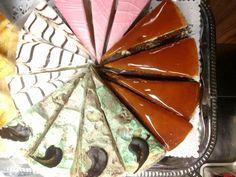 Tortáinkból egy kis ízelítő ! ❤️ cakes