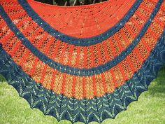 Ravelry: Blue Orange pattern by Piro