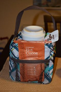 Need a teacher's gift idea? Grab a Littles Carry All Caddy and fill it with a on the go mug and beverage! www.mythirtyone.com/myshop