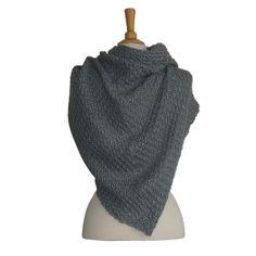Sjaal om in te Wonen Zusss, 70x230 grijs | Wintercollectie Zusss binnenkort verkrijgbaar | Label 123