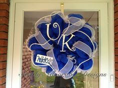 UK Wildcats University Blinged out Mesh by SimplyAdoorable12, $65.00