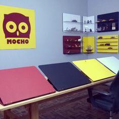 Colorido a sala com as pranchetas slim da #Mocho. Você pode comprar agora mesmo, estes e mais produtos Mocho em nossa loja. #desenho #comics #ComicconRS