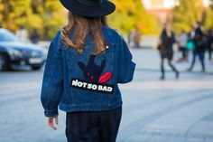 The Best Street Style Pics From Fashion Week  Russia.
