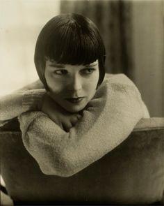 edward steichen | Edward Steichen, Louise Brooks , 1928