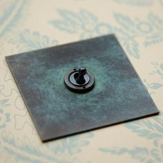 Verdigris Dolly Switch (also have plug sockets, dimmer switches etc). Especially good for the kitchen!!!