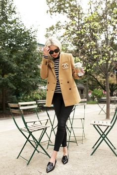 7 Outfits That Give Us Major French Vibes | The Everygirl