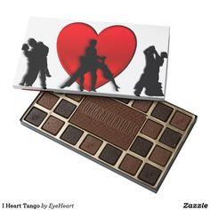 I Heart Tango 45 Pie