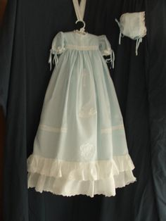 The Bentley Christening Gown