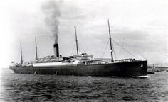 The Ship Olof Theodore Cyrillus Swenson (Grandpa) Took From Liverpool 9 Oct 1903 To New York 19 Oct 1903 SS Cymric was a steamship of the White Star Line built by Harland and Wolff in Belfast and launched on 12 October 1897. She departed Liverpool on her maiden voyage to New York on 11 February 1898. both the Boer War and the WWI she was pressed into service as a troop transport. On 8 May 1916 torpedoed 3 times by Walther Schwieger's U-20, The Cymric sank the next day......