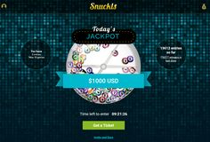 Snuckls is Free Lottery Game! Make Money for Free, just watch 5 short videos: https://www.snuckls.com/Invite/memberRef/59caec53a8479