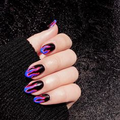 How to choose your fake nails? - My Nails Aycrlic Nails, Hair And Nails, Stiletto Nails, Fire Nails, Best Acrylic Nails, Dream Nails, Halloween Nails, Christmas Nails, Pretty Nails