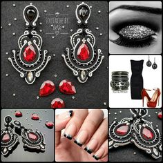 #soutachemania #soutache #beads #soutachejewelry #jewelrygram #jewelry #instafashion #fashion #earings #earingslove #slovakiagirl #mypassion #jewelrywithlove #handmade #handarbeit #handmadejewelry #jewelerydesign #jewelrygram #handcrafted #soutacheembroide #madebyme #instafashion #tvorba #soutachebyveve #inspiration