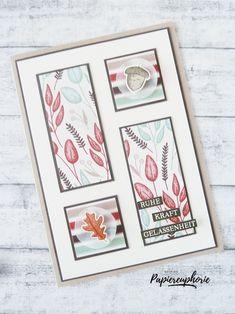 Schlichte Herbstkarte einfach so #diycards #crafting #astridspapiereuphorie #stampinup #stampinupösterreich #stampinupdemo #stampinupwien #beautifulautumn #fallcard #herbstkarte #schönerherbst #kreativmitpapier #diy #handemadecards #cardmaking #paperlove #bastelnmachtspass #diycards #creative #diykarten #papierliebe