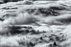 Hungry Wave of Mist by Tobias Ryser on 500px
