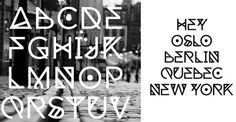 100 Greatest Free Fonts Collection for 2013