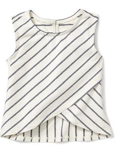 Surplice Stripe Tank for Baby Product Image $7.70