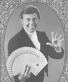 Magician Mark Wilson who trained Bill Bixby for the tv series The Magician.