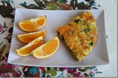 spinach & goat cheese cornbread quiche/healthy tipping point