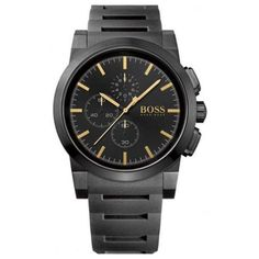 Reloj hugo boss black & gold 1513029