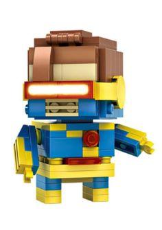 New 2016 LOZ Mini Blocks The Avengers Scot