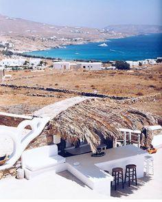 Mykonos, Grèce Mykonos, Natasha Oakley, European Summer, Summer 2016, Adventure Travel, Greece, Villa, Around The Worlds, Waves